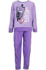 Pijama de Niña Kayser 63.1100 Morado