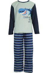 Pijama de Niño Kayser 64.1020 Azul
