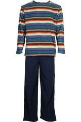Pijama de Mujer Kayser 67.1012 Azul