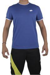 Lotto Azul de Hombre modelo T-SHIRT GRAVIT Camisetas Polos Deportivo