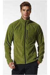 adidas Verde de Hombre modelo REACH FL J Casacas Deportivo
