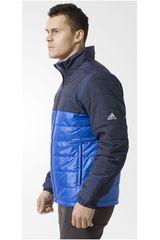 adidas Azul / Celeste de Hombre modelo BC PAD JKT Casacas Deportivo