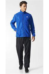 adidas Azul / Negro de Hombre modelo WV 24-7 TS Deportivo Buzos