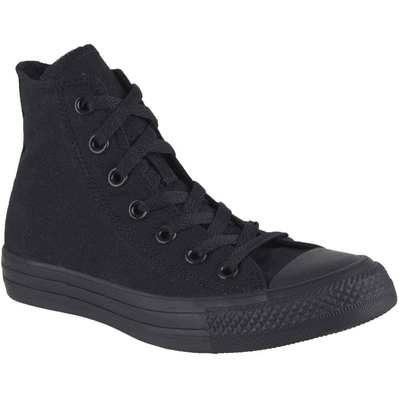 8ee020603ec5 Zapatilla de Jovencita Converse Negro   negro ct as core hi ...