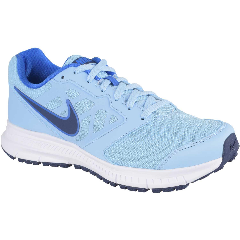 f5d2390603 Zapatilla de Mujer Nike Celeste / Azul wmns downshifter 6 msl ...