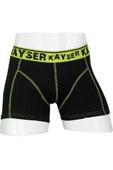 Brassiere de Hombre Kayser 93.201 Negro