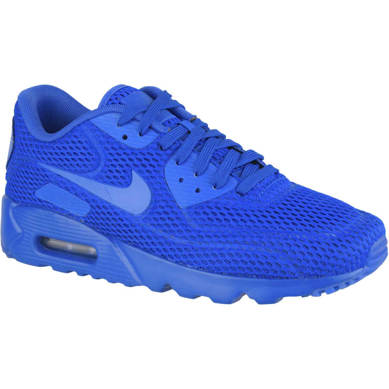 brand new 40103 cf8e9 Zapatilla de Hombre Nike azul air max 90 ultra br