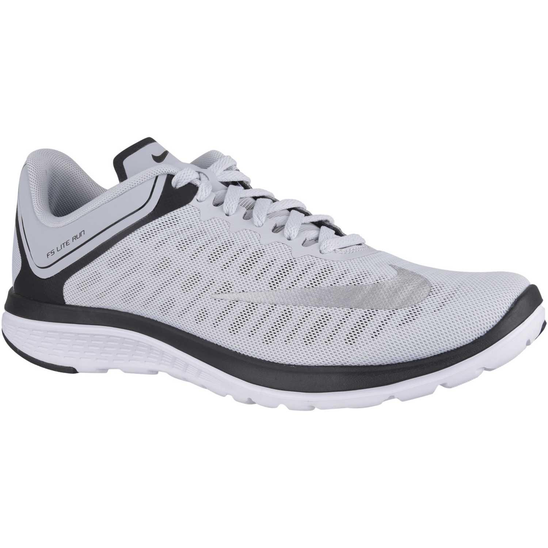 Zapatilla de Hombre Nike Gris   Negro fs lite run 4  cdeef8714a2e9