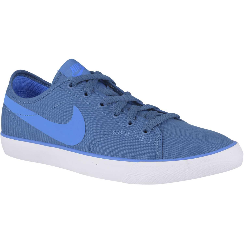 Zapatilla de Hombre Nike Azul / Celeste primo court