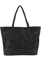 Platanitos Negro de Mujer modelo C12006 Casual Carteras
