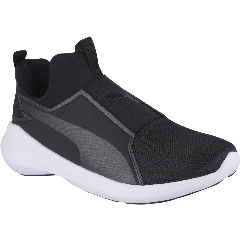 calzado seguridad puma blanco