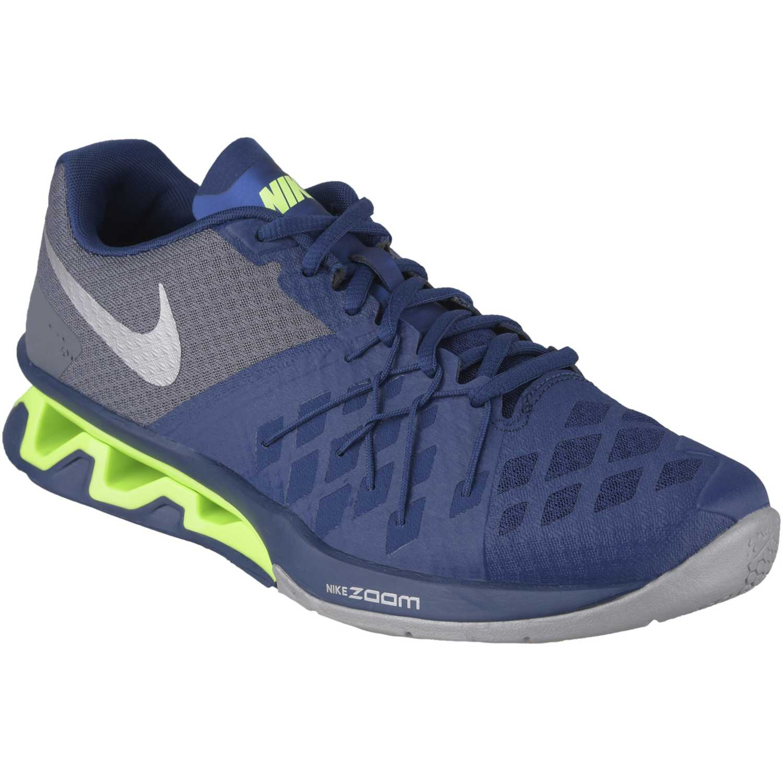 Zapatilla de Hombre Nike Azul / Verde reax lightspeed ii