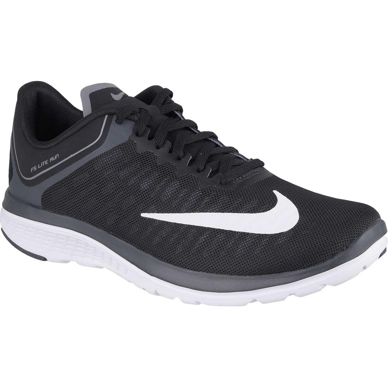488f218ec85 Zapatilla de Hombre Nike Negro   blanco fs lite run 4