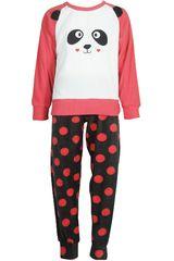 Pijama de Niña Kayser 65.1089 Rojo