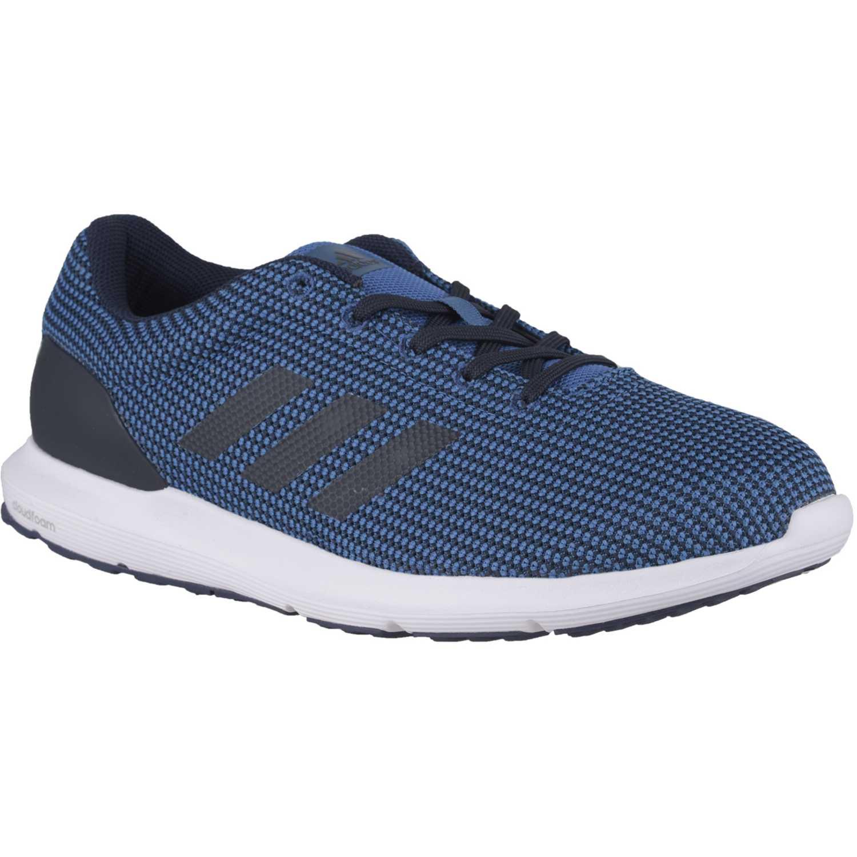 Zapatilla de Hombre Adidas Azul petróleo cosmic m  af390c00f3bd4