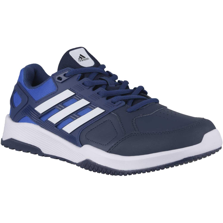 Zapatilla de Hombre adidas Azul / Celeste duramo 8 trainer m