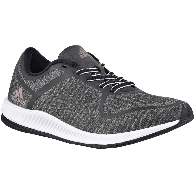 Zapatilla de Mujer Adidas Gris oscuro athletics b w