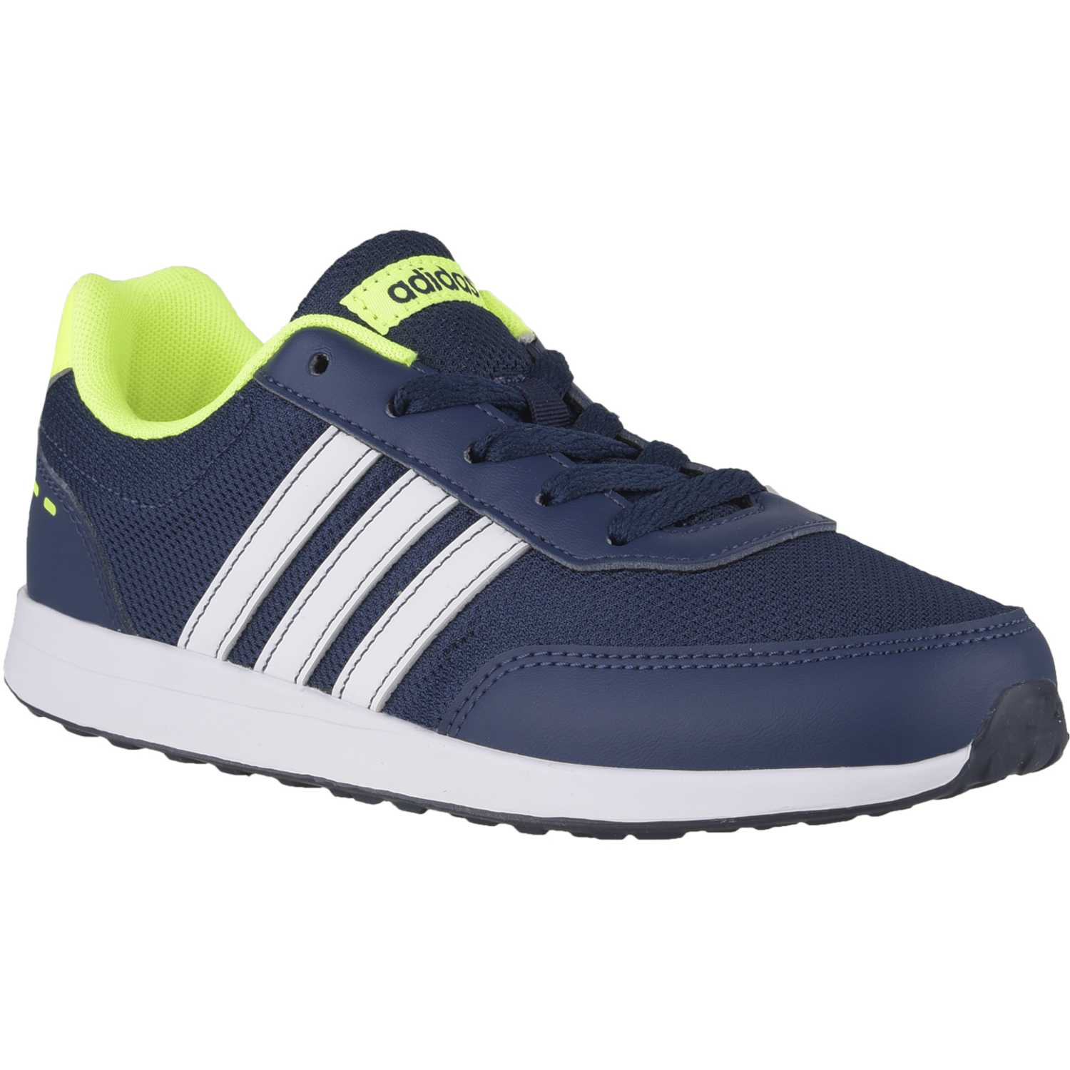 the best attitude 26efc e19bf Zapatilla de Niño adidas NEO Azul  Blanco vs switch 2 k