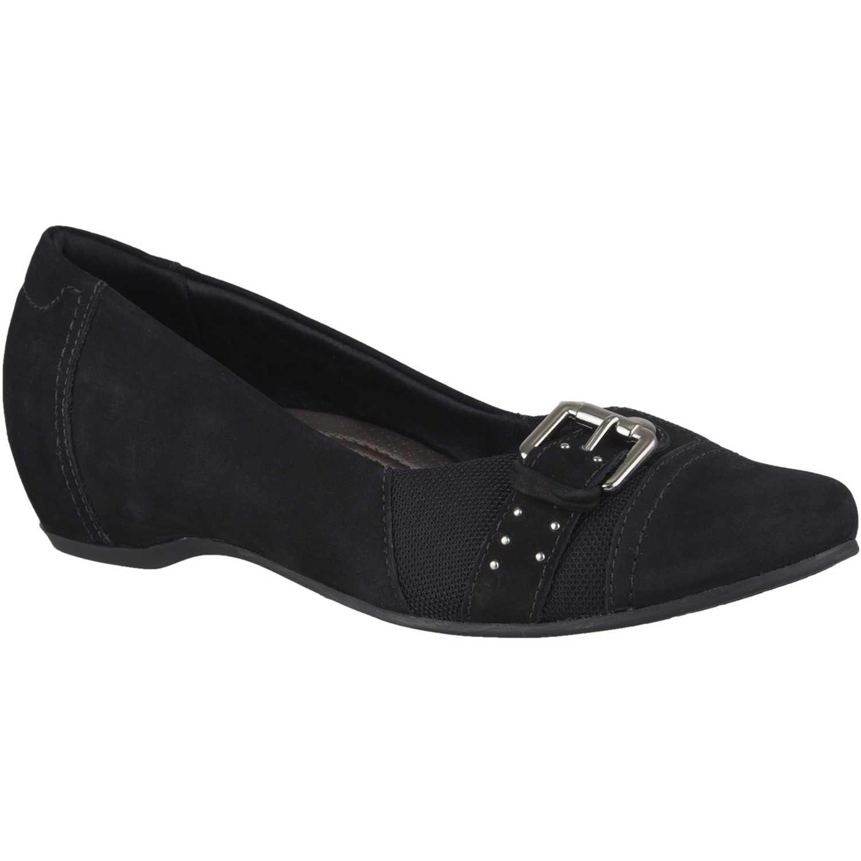 Calzado de Mujer Limoni - Cuero Negro cv-2205