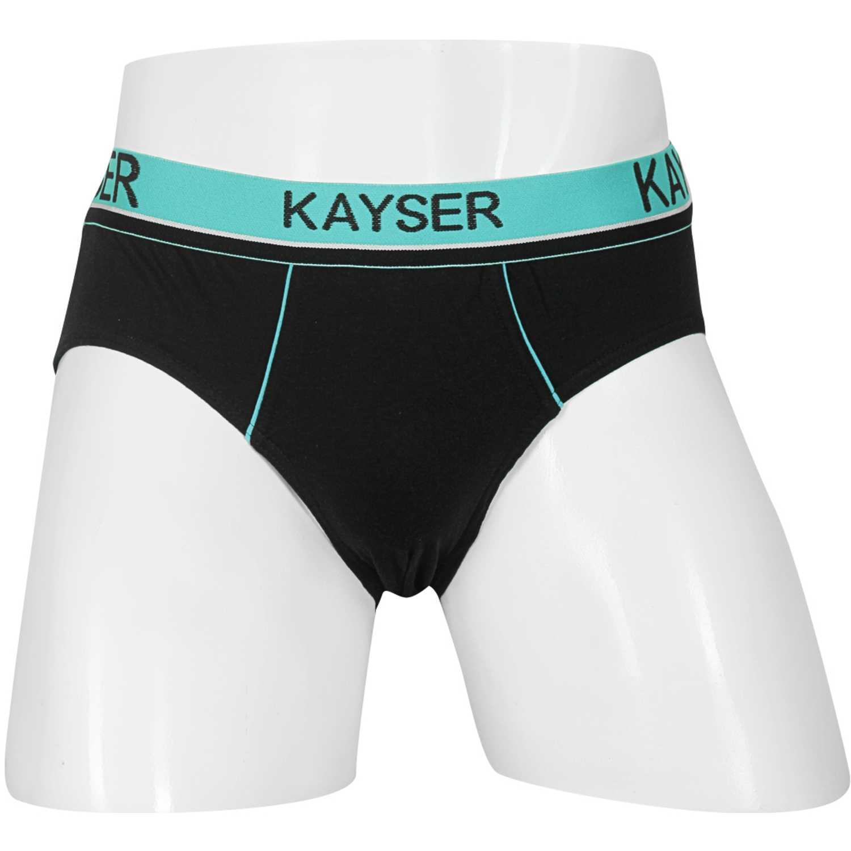 Trusa de Hombre Kayser Negro 91.11-neg
