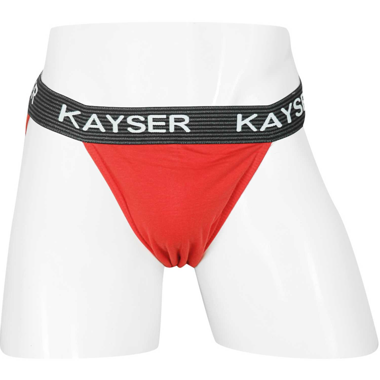 Trusa de Hombre Kayser Rojo 92.01-roj