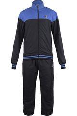 Fila Negro / Azul de Hombre modelo TRACKSUIT ASTI Buzos Deportivo