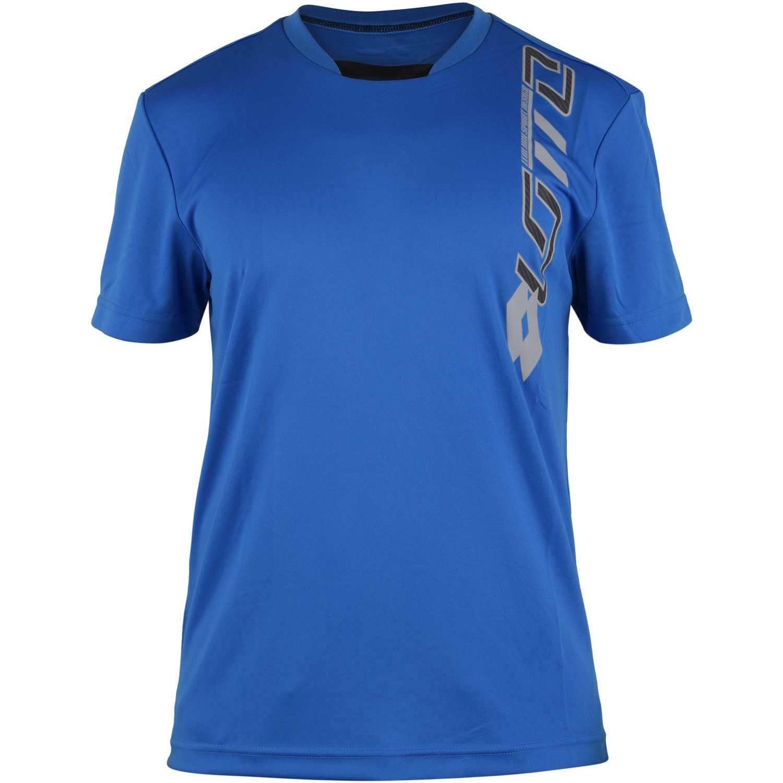 Polo de Hombre Lotto Azulino t-shirt devin