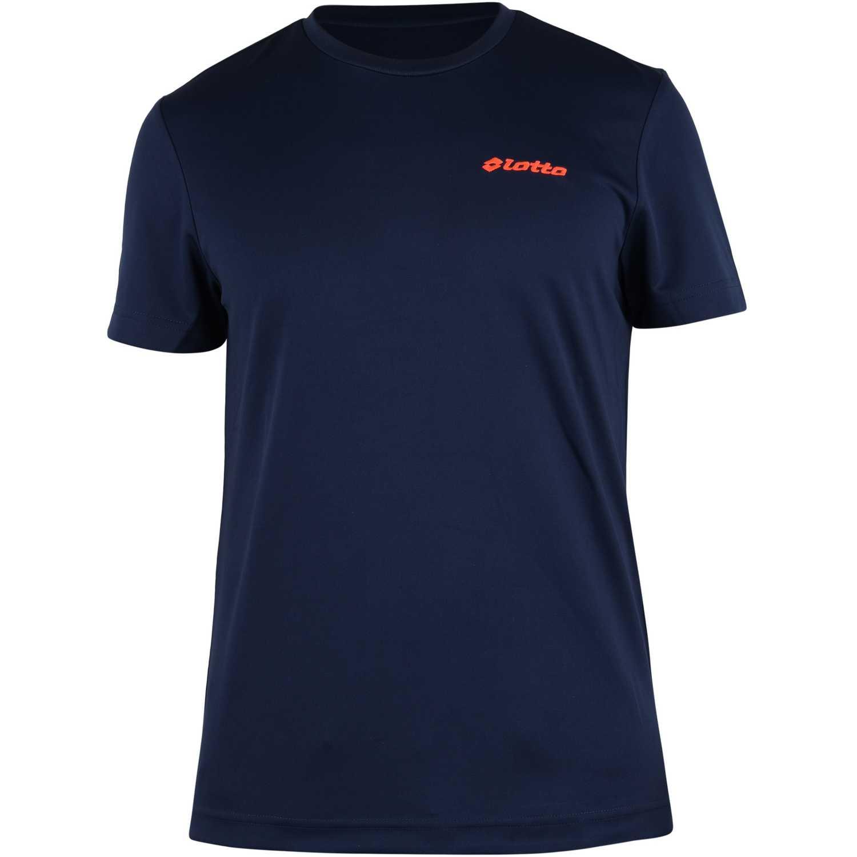 Polo de Hombre Lotto Azul t-shirt jonah