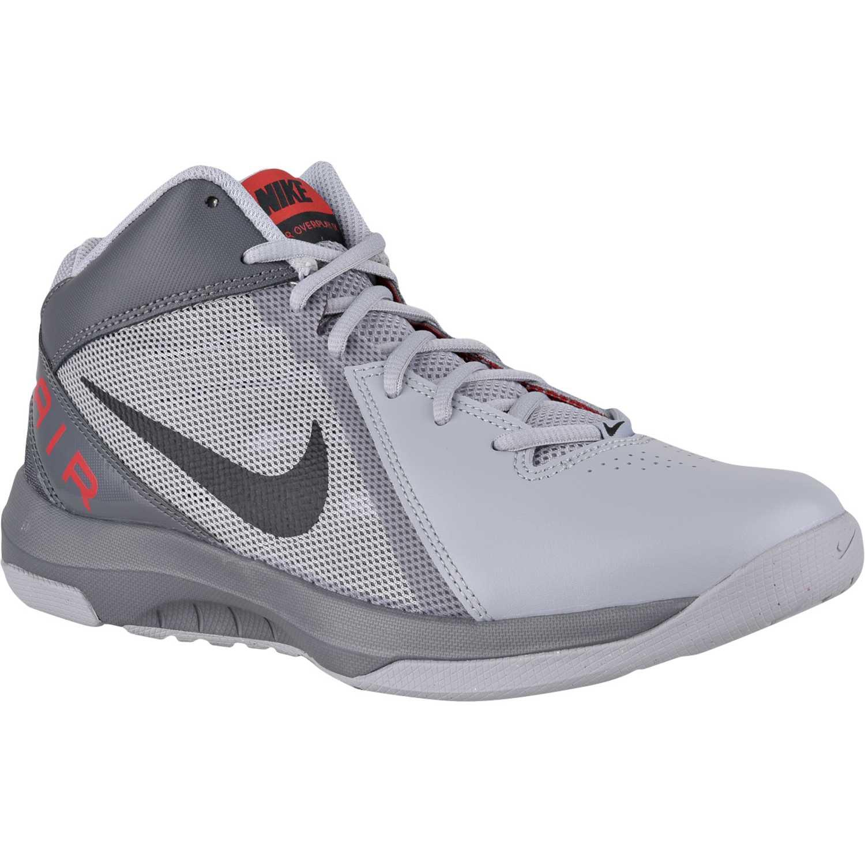 Zapatilla de Hombre Nike Gris / Negro the air overplay ix