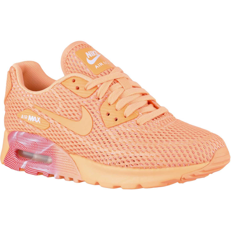 size 40 42394 7d8d1 Zapatilla de Mujer Nike Anaranjado wmns air max 90 ultra br