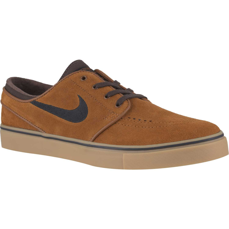 684f08c5 Zapatilla de Hombre Nike Marrón Claro zoom stefan janoski ...