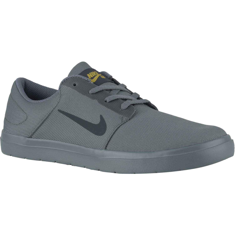 5ce1588bc2efb Zapatilla de Hombre Nike Gris   Negro sb portmore ultralight cn ...