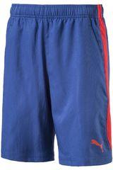 Puma Azulino / Rojo de Hombre modelo ACTIVE ESS WOVEN SHORTS Hombre Shorts Ropa Deportivo