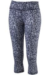 Capri de Mujer Puma ALL EYES ON ME 3/4 TIGHT Azul / blanco