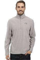 The North Face Humo de Hombre modelo M TKA 100 GLACIER 1/4 ZIP Casacas Casual