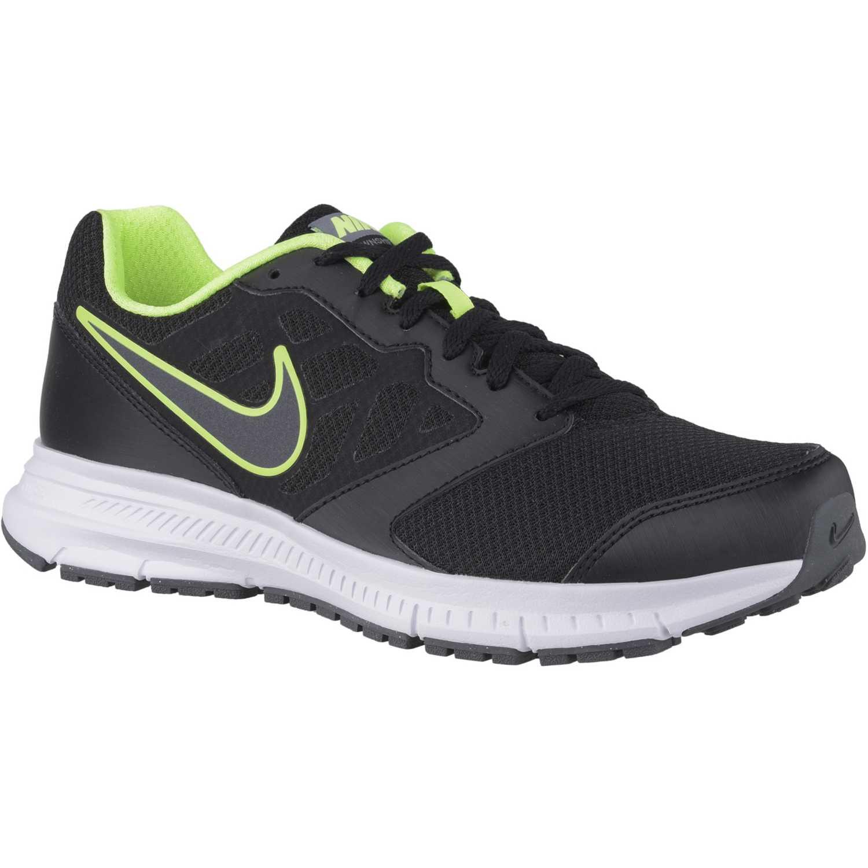c28f942e3a Zapatilla de Hombre Nike Negro / Verde downshifter 6 msl ...