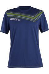 Umbro Azul / Verde de Hombre modelo VELOCE TRAINING JERSEY Camisetas Deportivo Polos
