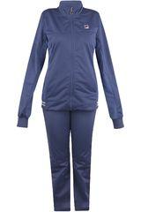 Fila Azul de Mujer modelo TWOSTRIPES Buzos Deportivo Mujer Ropa