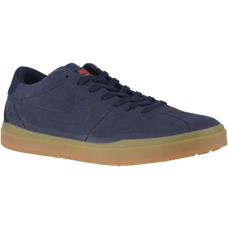 Nike Bruin Hyperfeel Azul De Sb Hombre Marrón Zapatilla qAzYHTnT