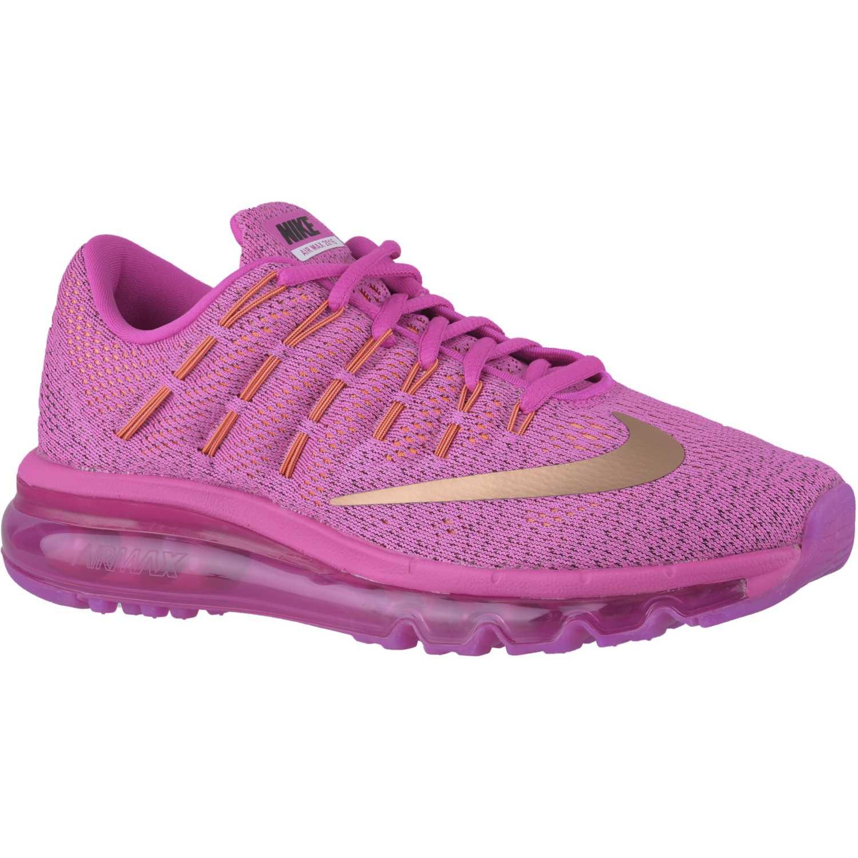 Zapatilla de Jovencita Nike Fucsia air max 2016 gg