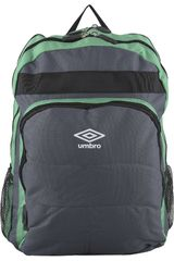 Umbro Gris / Verde de Hombre modelo BACK TO SCHOOL BACKPACK Mochilas