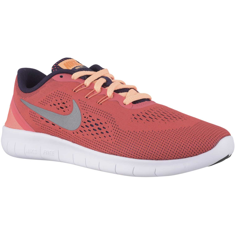 Zapatilla de Jovencita Nike Ladrillo free rn gg