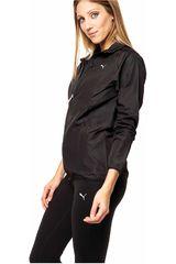 Puma Negro de Mujer modelo CORE-RUN WIND JKT W Casacas Deportivo