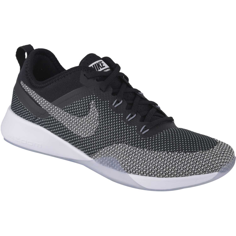 Zapatilla de Mujer Nike Negro /gris wmns air zoom tr dynamic