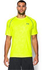 Under Armour AM/CE de Hombre modelo UA TECH NOVELTY SS Camisetas Polos Deportivo