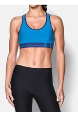 Top de Mujer Under Armour Celeste / Morado ARMOUR MID