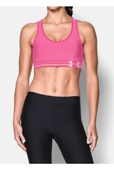 Top de Mujer Under Armour Fucsia ARMOUR MID
