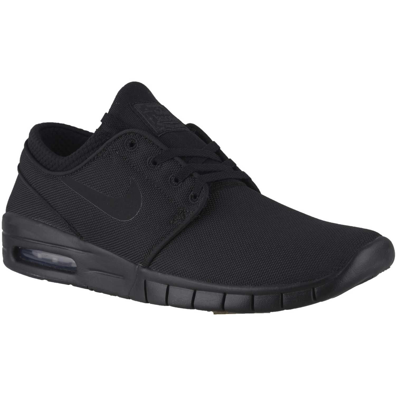 dcf5afb3480 Zapatilla de Hombre Nike Negro   Negro sb stefan janoski max ...