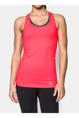 Bividi de Mujer Under Armour Coral UA RUN SEAMLESS TANK