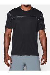 Under Armour Negro /Gris de Hombre modelo CT ACCELERATION TEE Polos Deportivo Camisetas